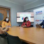 SENDA ÑUBLE FIRMA IMPORTANTE CONVENIO DE COLABORACIÓN CON SERNAPESCA