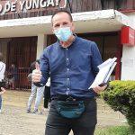 JOSE CHAVEZ, CANDIDATO A CONCEJAL POR LA COMUNA DE YUNGAY