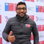 ROBINSON MÉNDEZ ASUME COMO COORDINADOR DE PROMESAS CHILE EN ÑUBLE