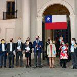 GOBERNADORES REGIONALES SOLICITAN AL PRESIDENTE PIÑERA UN AUMENTO DEL PRESUPUESTO Y MÁS COMPETENCIAS PARA AVANZAR EN LA DESCENTRALIZACIÓN